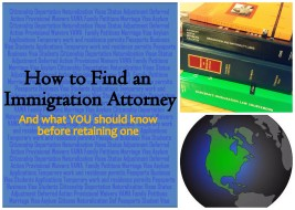 How to Find an Immigration Attorney TITLE PHOTO